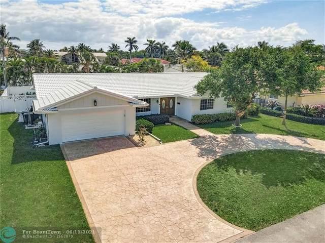 4430 NE 30th Terrace, Lighthouse Point, FL 33064 (#F10275899) :: Michael Kaufman Real Estate