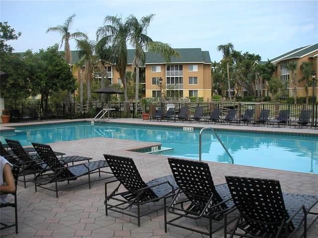 3985 W Mcnab Rd A111, Pompano Beach, FL 33069 (#F10276115) :: Posh Properties
