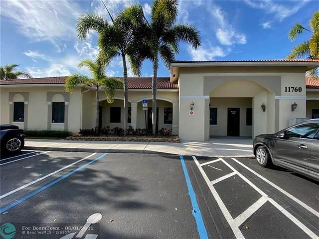 11760 W Sample Rd 101 B, Coral Springs, FL 33065 (#F10277033) :: The Rizzuto Woodman Team