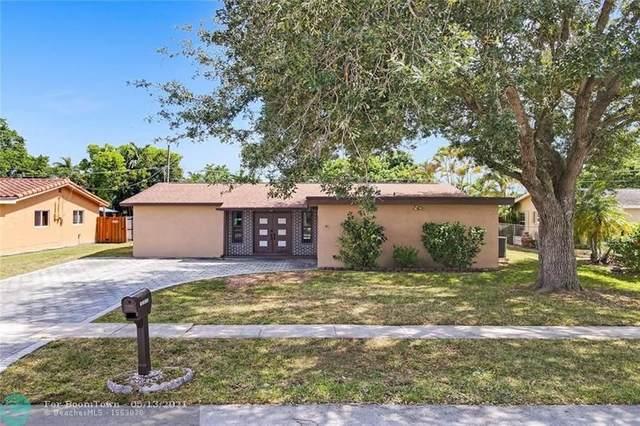 12010 NW 29th St, Sunrise, FL 33323 (#F10277257) :: Michael Kaufman Real Estate