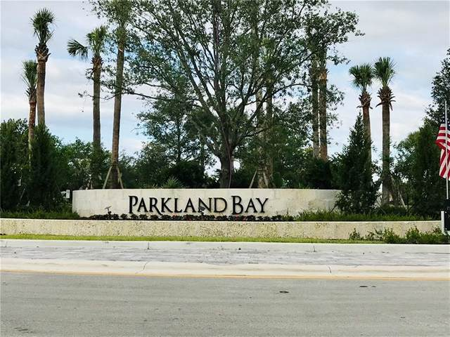 12045 S Baypoint Cir, Parkland, FL 33076 (#F10277282) :: Signature International Real Estate