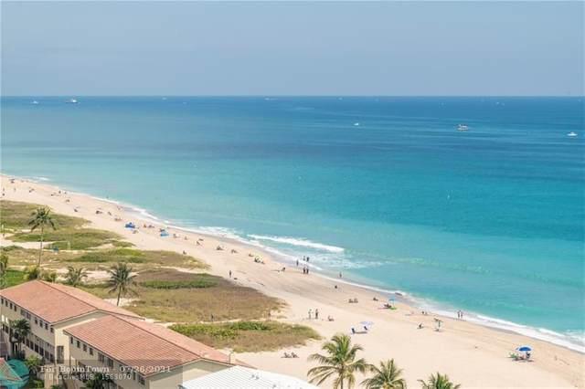 5200 N Ocean Blvd #1608, Lauderdale By The Sea, FL 33308 (#F10277348) :: Michael Kaufman Real Estate