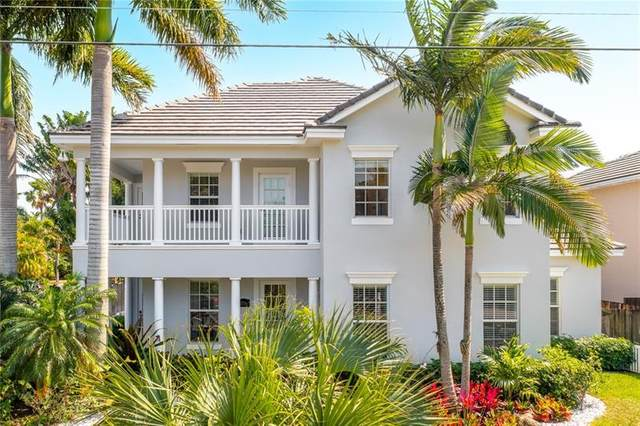 1716 NE 16th St, Fort Lauderdale, FL 33304 (#F10277881) :: Michael Kaufman Real Estate