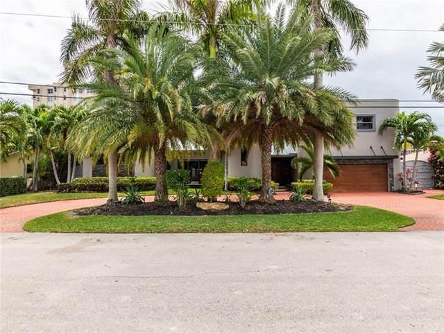 2850 NE 35th St, Fort Lauderdale, FL 33306 (#F10278101) :: Posh Properties