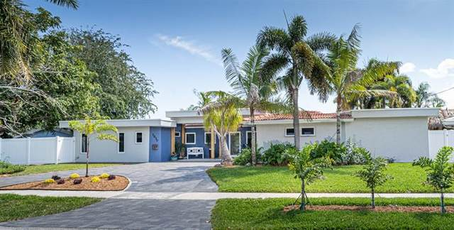 1430 NE 60th St, Fort Lauderdale, FL 33334 (MLS #F10278142) :: The Howland Group