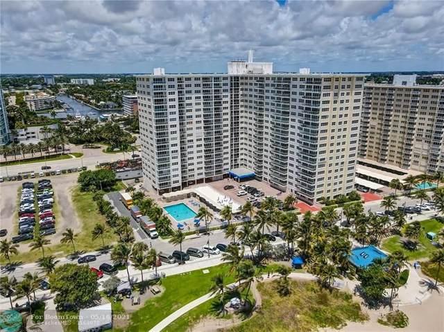 111 N Pompano Beach Blvd #903, Pompano Beach, FL 33062 (#F10278327) :: Signature International Real Estate