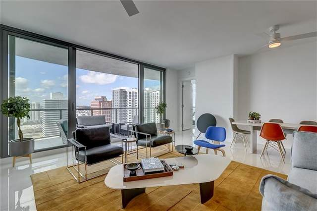 100 E Las Olas Blvd #2402, Fort Lauderdale, FL 33301 (#F10279277) :: Posh Properties