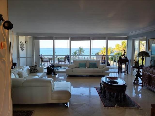 1390 S Ocean Blvd 2F, Pompano Beach, FL 33062 (#F10279589) :: Dalton Wade