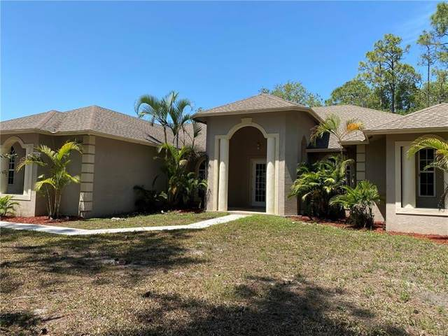 15171 Hamlin Blvd, Loxahatchee, FL 33470 (MLS #F10279838) :: Berkshire Hathaway HomeServices EWM Realty