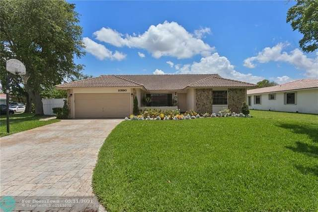 10590 NW 6th Ct, Coral Springs, FL 33071 (#F10280656) :: Posh Properties