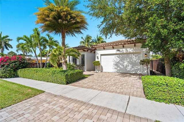 1609 NE 18th Ave, Fort Lauderdale, FL 33305 (MLS #F10280687) :: The Howland Group