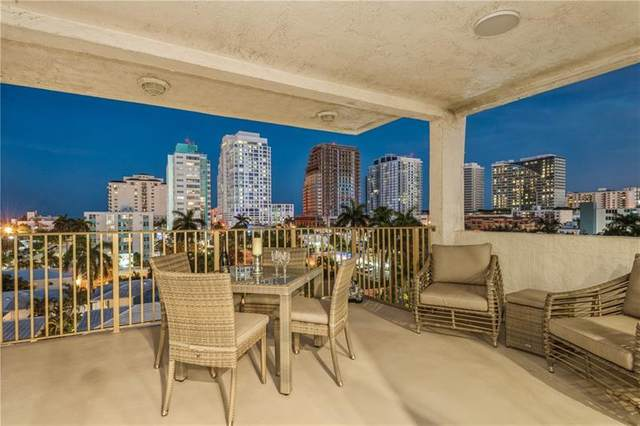 619 Orton Ave Ph2, Fort Lauderdale, FL 33304 (MLS #F10280838) :: United Realty Group