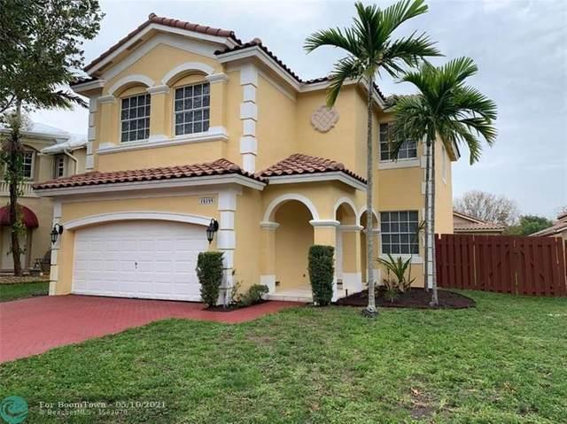 14145 SW 52nd Ln, Miramar, FL 33027 (MLS #F10281177) :: Berkshire Hathaway HomeServices EWM Realty