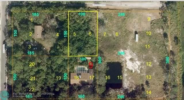 0 Baysinger Ave, Fort Pierce, FL 34982 (MLS #F10281425) :: Castelli Real Estate Services