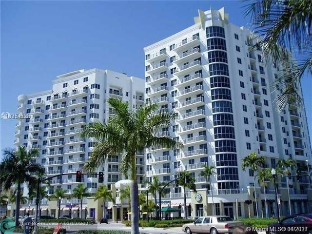 1830 Radius Dr #604, Hollywood, FL 33020 (#F10282008) :: Baron Real Estate