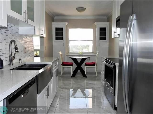 3850 Washington St #616, Hollywood, FL 33021 (#F10282468) :: Signature International Real Estate