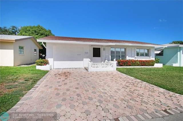 4504 NW 43rd Ter, Tamarac, FL 33319 (MLS #F10282736) :: Berkshire Hathaway HomeServices EWM Realty