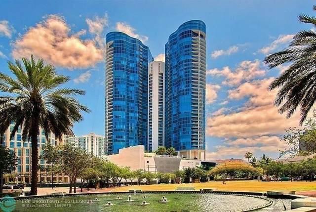 333 Las Olas Way #1008, Fort Lauderdale, FL 33301 (#F10282838) :: Baron Real Estate