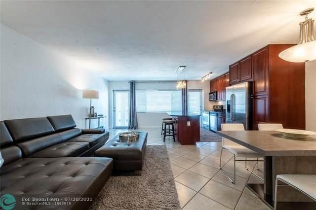 2881 NE 32nd St #212, Fort Lauderdale, FL 33306 (#F10283298) :: Heather Towe | Keller Williams Jupiter