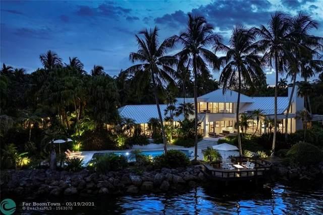 1601 SE 7th St, Fort Lauderdale, FL 33316 (MLS #F10283352) :: Berkshire Hathaway HomeServices EWM Realty