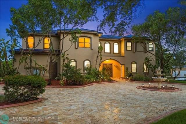 5442 NW 80th Ter, Parkland, FL 33067 (#F10283363) :: Michael Kaufman Real Estate