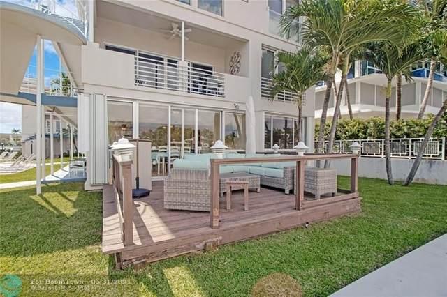 741 Bayshore Dr 8-S, Fort Lauderdale, FL 33304 (#F10283432) :: Heather Towe | Keller Williams Jupiter