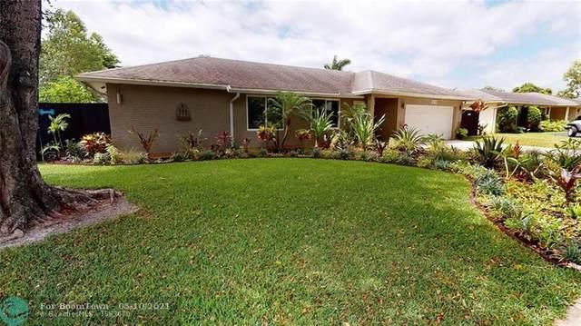 5220 SW 9th Ct, Plantation, FL 33317 (#F10283515) :: Michael Kaufman Real Estate