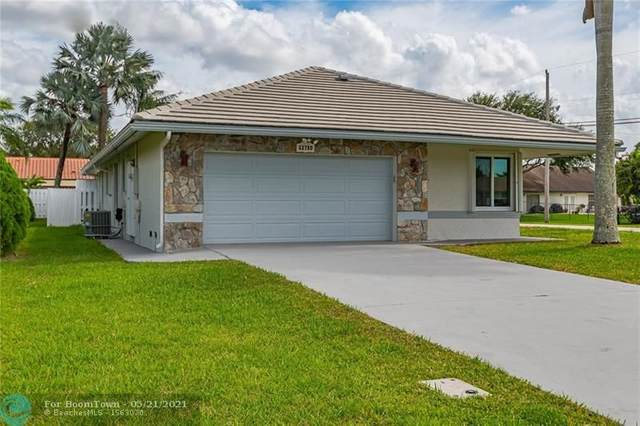 11780 NW 27th Ct, Plantation, FL 33323 (#F10283635) :: Michael Kaufman Real Estate