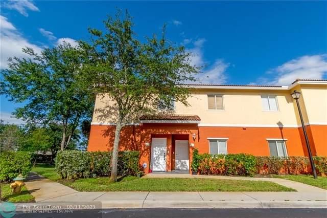 3310 Palomino Drive 611-6, Davie, FL 33024 (MLS #F10283651) :: Castelli Real Estate Services