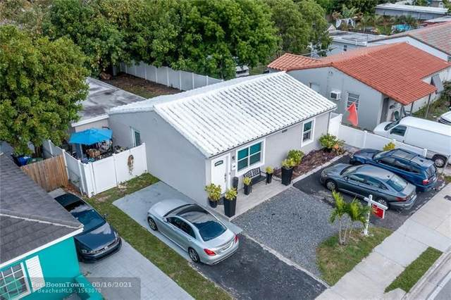 1532 N Andrews, Fort Lauderdale, FL 33311 (MLS #F10283985) :: Berkshire Hathaway HomeServices EWM Realty