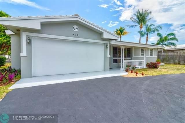400 SE 6th Ave, Pompano Beach, FL 33060 (#F10284205) :: Michael Kaufman Real Estate