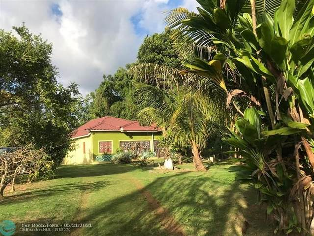 7 Bowie Road St Catherine Jamaica, Other County - Not In USA, JA  (MLS #F10284626) :: Berkshire Hathaway HomeServices EWM Realty