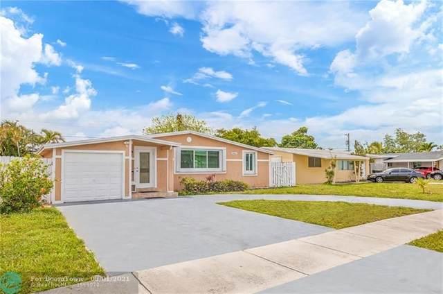 5661 NE 9th Ave, Fort Lauderdale, FL 33334 (#F10284655) :: Michael Kaufman Real Estate