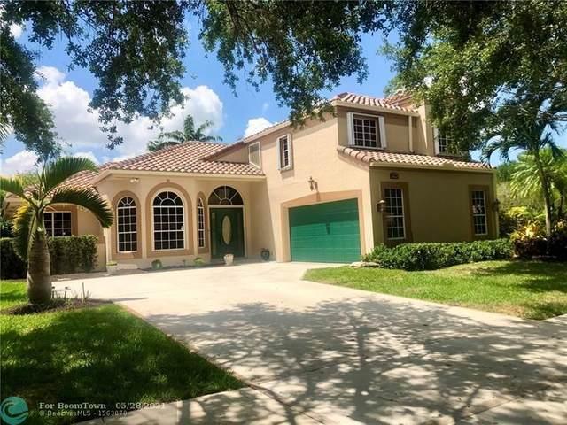 11302 Knot Way, Hollywood, FL 33026 (#F10285491) :: Michael Kaufman Real Estate