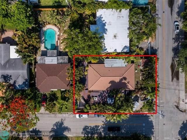 1400 NE 17th Ave, Fort Lauderdale, FL 33304 (#F10285777) :: Heather Towe | Keller Williams Jupiter