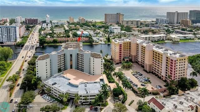 2900 NE 14th Street Cswy #906, Pompano Beach, FL 33062 (#F10286057) :: The Power of 2 | Century 21 Tenace Realty