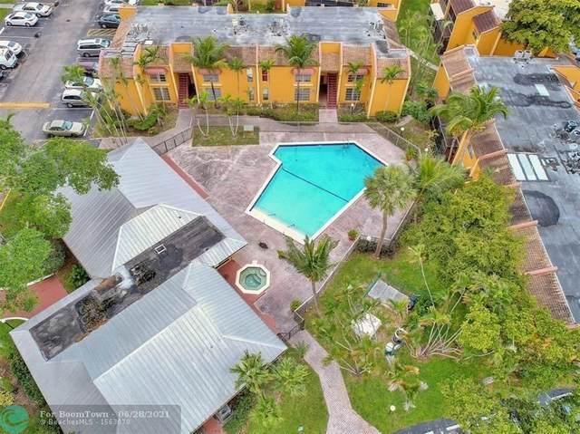 4413 Treehouse Lane 23A, Tamarac, FL 33319 (#F10286068) :: DO Homes Group