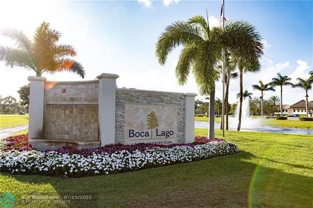 21633 Juego Circle 5A, Boca Raton, FL 33433 (#F10286524) :: Michael Kaufman Real Estate