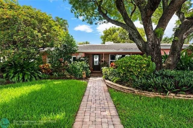 1624 Coral Ridge Dr, Fort Lauderdale, FL 33305 (#F10286569) :: Michael Kaufman Real Estate