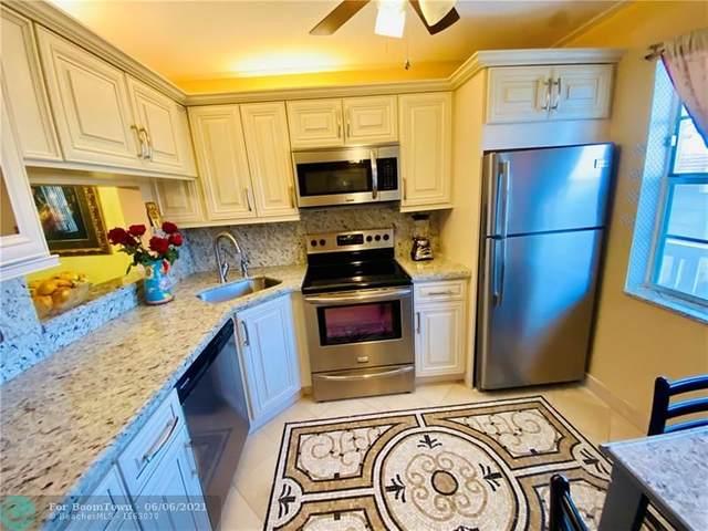 3521 Inverrary Dr J 307, Lauderhill, FL 33319 (MLS #F10286751) :: Berkshire Hathaway HomeServices EWM Realty
