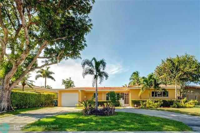 1991 NE 30th Ct, Lighthouse Point, FL 33064 (MLS #F10286906) :: Dalton Wade Real Estate Group