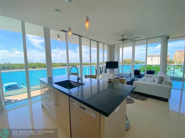 2900 N Ocean Dr #302, Hollywood, FL 33019 (#F10287025) :: Michael Kaufman Real Estate
