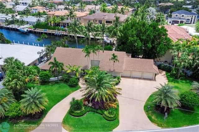 2216 NE 27th St, Lighthouse Point, FL 33064 (MLS #F10287051) :: Berkshire Hathaway HomeServices EWM Realty