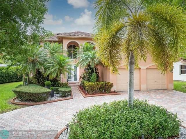 3649 Heron Ridge Ln, Weston, FL 33331 (#F10287299) :: Michael Kaufman Real Estate