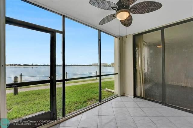 111 Lake Emerald Dr #110, Oakland Park, FL 33309 (#F10287579) :: Heather Towe   Keller Williams Jupiter
