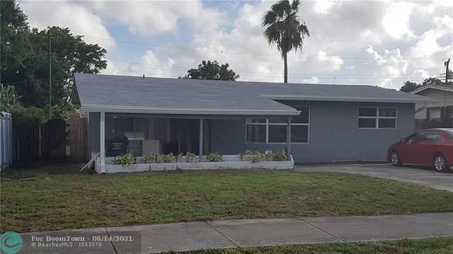 6881 Douglas St, Hollywood, FL 33024 (MLS #F10287583) :: Castelli Real Estate Services