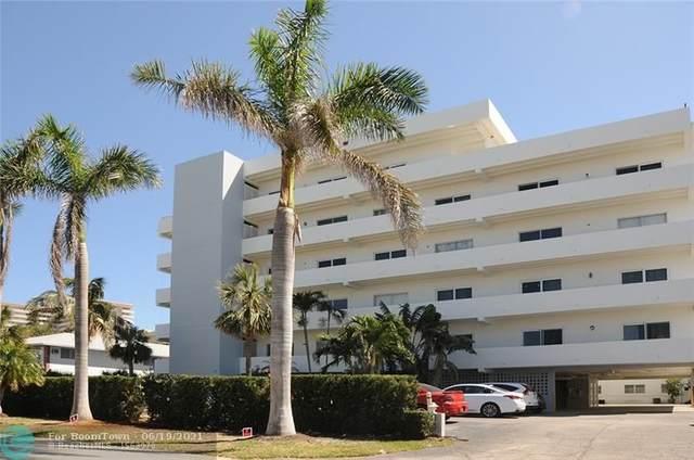3212 NE 12th St #403, Pompano Beach, FL 33062 (#F10287990) :: The Reynolds Team | Compass