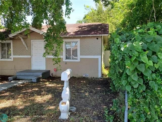 1920 NW 47th St, Miami, FL 33142 (MLS #F10288009) :: Green Realty Properties