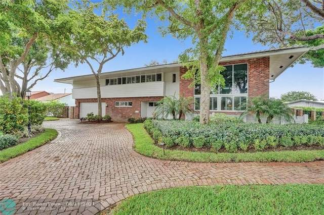 4500 NE 21st Ln, Fort Lauderdale, FL 33308 (MLS #F10288240) :: The Howland Group