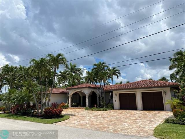 515 E Lido Dr, Fort Lauderdale, FL 33301 (MLS #F10288590) :: Green Realty Properties